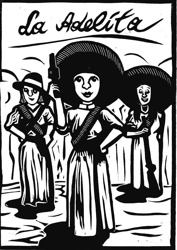 © Thomas Fatzinek Adelita und der Kampf der Frauen